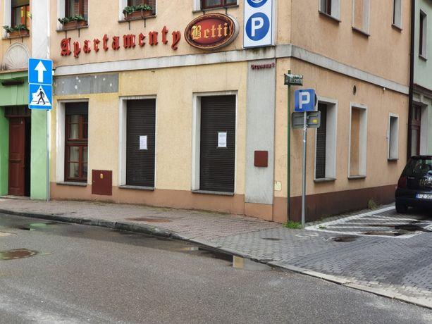 Wynajmę lokal w centrum miasta Zielona Góra.