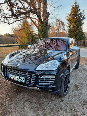 Porsche Cayenne Turbo 4,8 V8 500 KM  Benzyna Lift