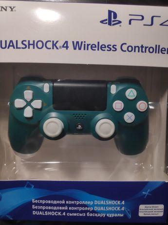 PS4 Dualshock 4 V2 Alpine Green геймпад