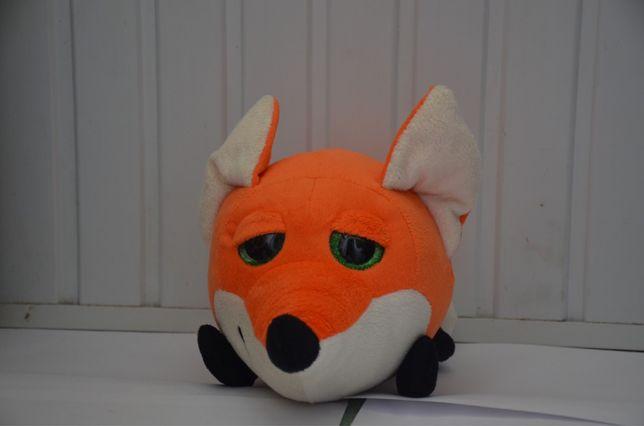 Плюшевая игрушка лисёнок