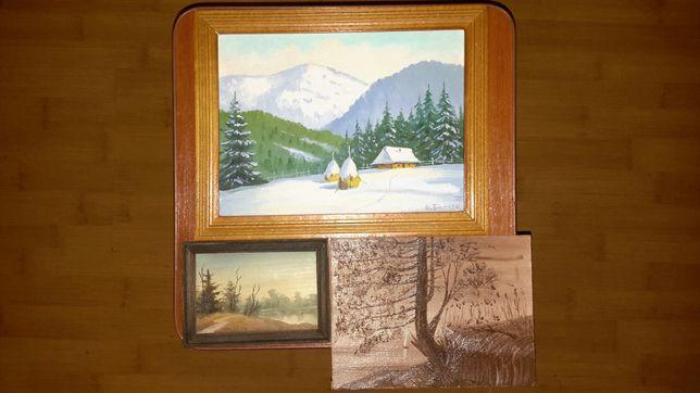 Пейзажи, картины