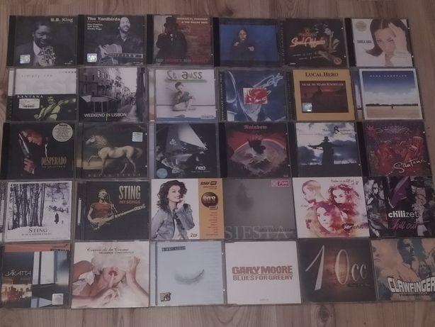 Płyty CD różni wykonawcy Sting Santana Maanam Perfect Urszula