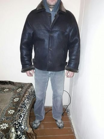 Куртка Дубленка мужская.Турция