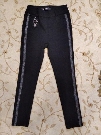 Утеплённые штаны 10-12 лет