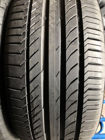 255/40/20+295/35/20 R20 Continental ContiSportContact 5 4шт