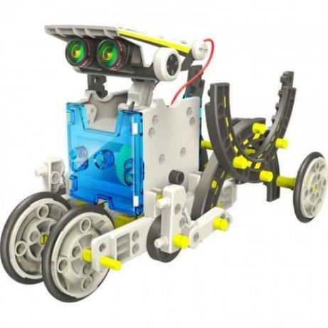 Новий конструктор робот 14 в 1 на сонячних батареях ціна 350 грн