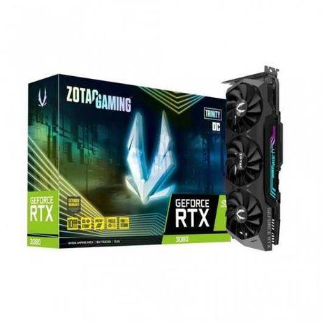 Zotac Gaming Geforce RTX 3080 TRINITY OC LHR 10GB GDDR6X