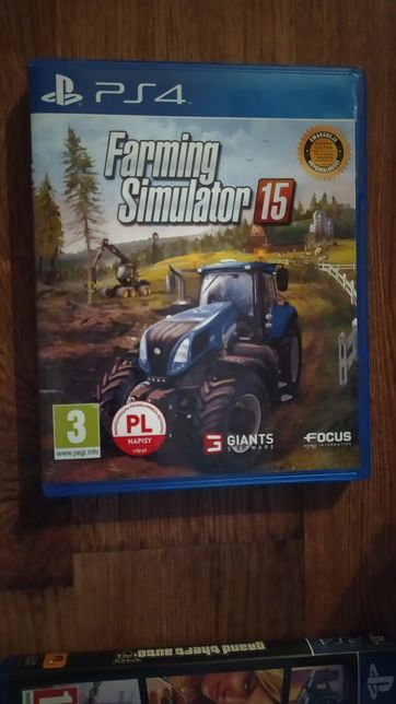Gra Farming Simulator 15