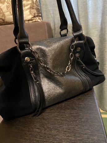 Нова натуральна сумочка