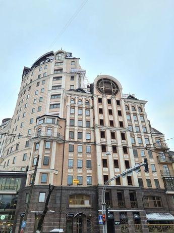 Квартира 161 кв м. после строителей, в центре Киева, ЖК Лев Толстой