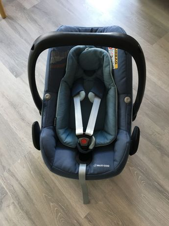 Maxi-Cosi, Pebble Plus, Fotelik samochodowy, 0-13 kg, Niebieski