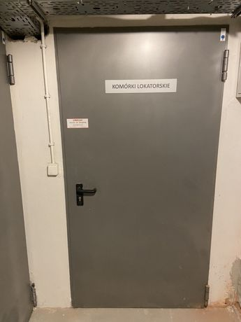 Wynajmę piwnicę na ul. Orzeszkowej 16 z możliwością parkowania auta
