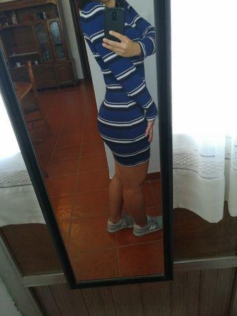 Vendo vestido H&M tamanho 34 por 5€
