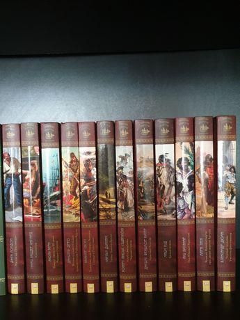 Серия книг: золотая библиотека приключений