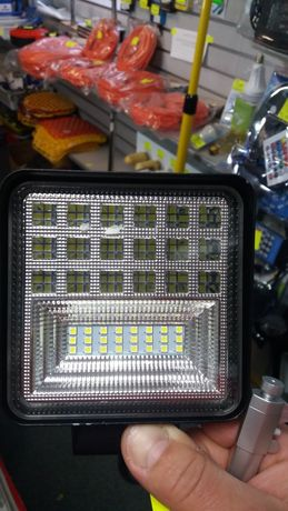Lampa Led Free 126w 12-24v