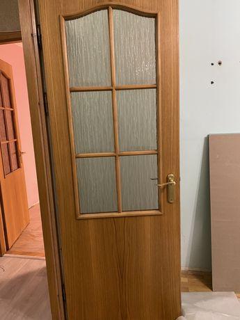 Двері шпоновпні