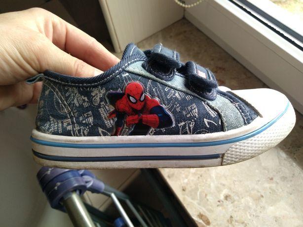 Buciki trampki Spiderman Marvel
