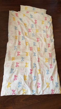 Pościel dla  dzieci duza 90x145 , wklad koldra i poduszką