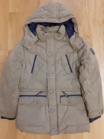 Куртка зимняя Geox б/у, р.140
