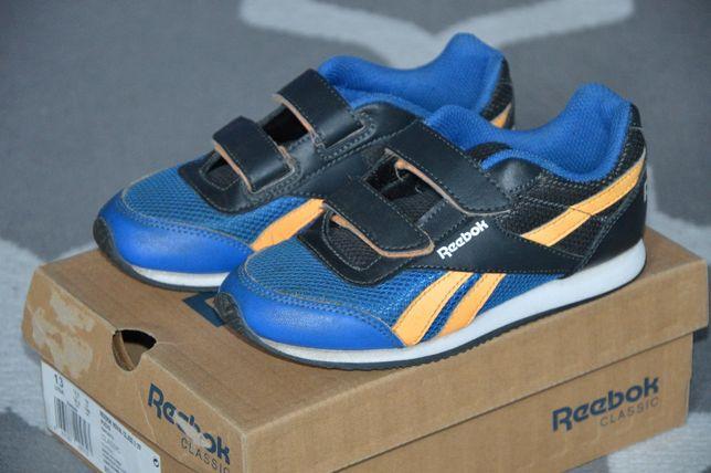 Buty chłopięce Reebok Royal r. 30,5 wkładka mierzona ma 20 cm