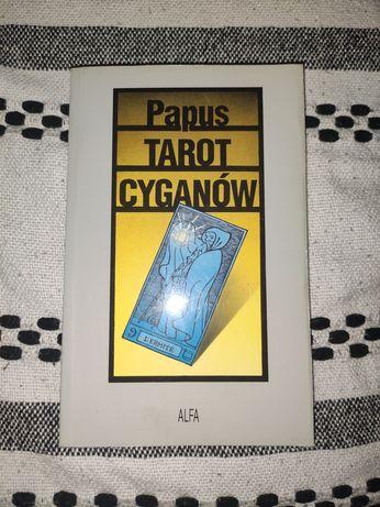 Tarot cyganów, książka Papus