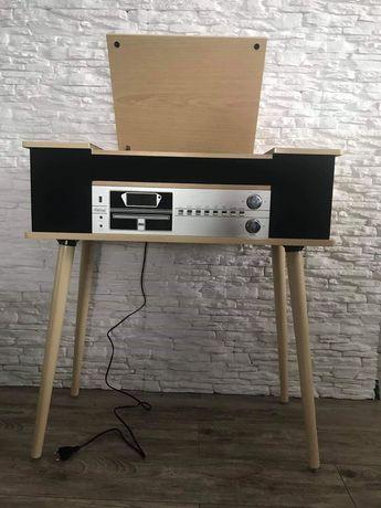 Gramofon retro radio shuman