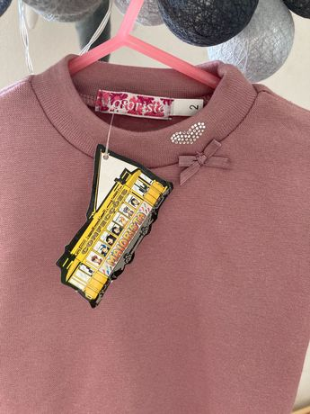 Camisola menina com carda