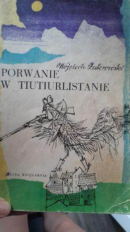 Porwanie w Tiutiurlistanie, Wojciech Żukrowski