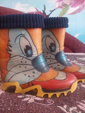 Гумові чобітки