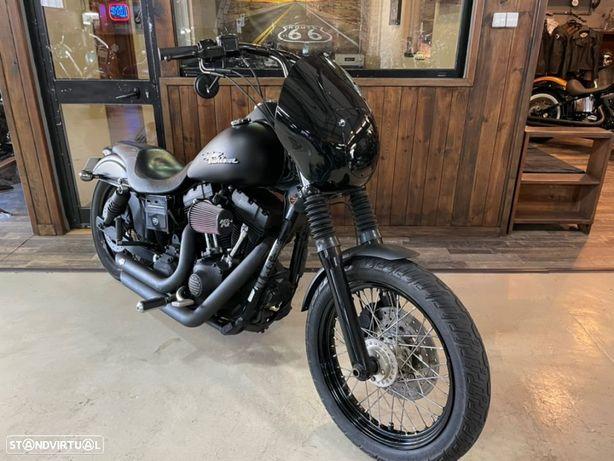 Harley-Davidson FXB  Street Bob