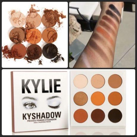Набор теней Kylie 9 в 1