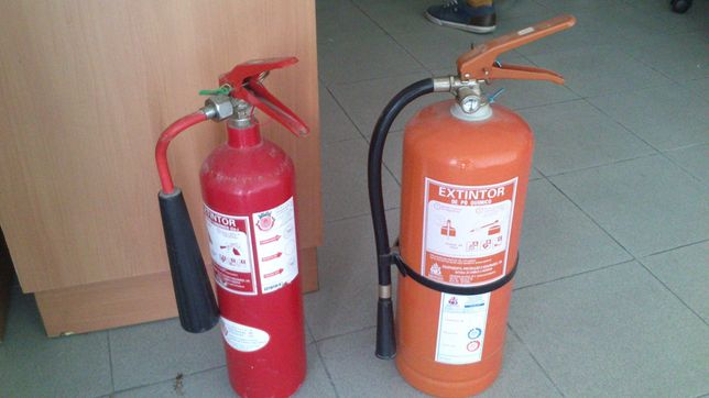 2 Extintores para venda