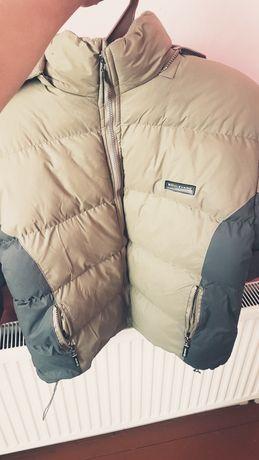 Чоловіча пухова куртка