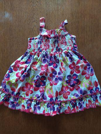 Sukienka na lato, letnia 9-12 miesięcy