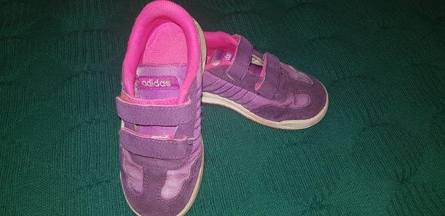 Adidas buty sportowe dziewczęce rozmiar 26