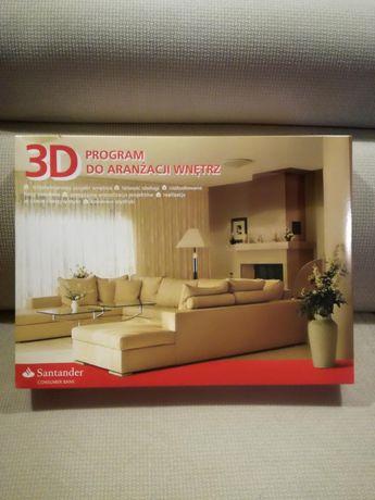 Program do aranżacji wnętrz 3D fajny prezent