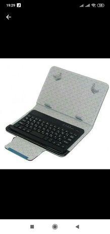 Чехол для планшета с блютуз клавиатурой