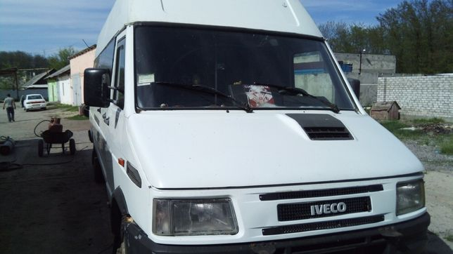 Микроавтобус Ивеко 18 мест или обмен