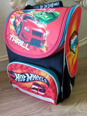 Рюкзак шкільний тачка маквін