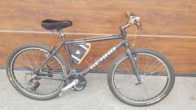 """Rower GEKKO 26"""" continental, Nowy osprzęt,"""