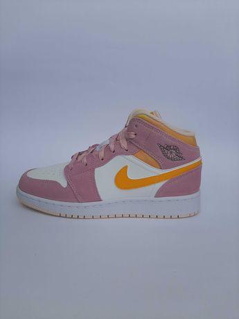 Jordan 1 Mid artic pink SE 38