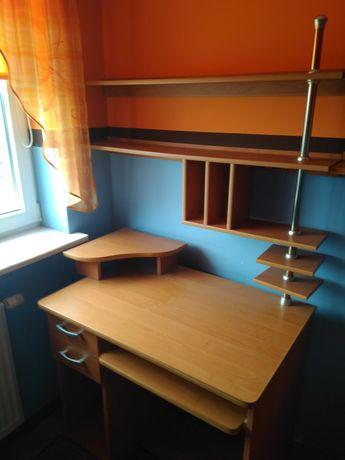 biurko z półką polecam