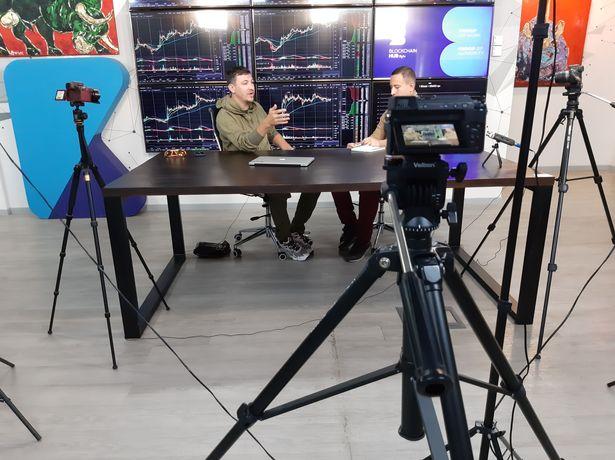 Видеооператор. Видеосъёмка интервью, видеоуроки, репортаж, мероприятия