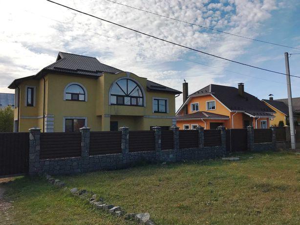 БЕЗ%,  новий дім 240м2, с.Мархалівка, Васильківський район, 20 км Київ