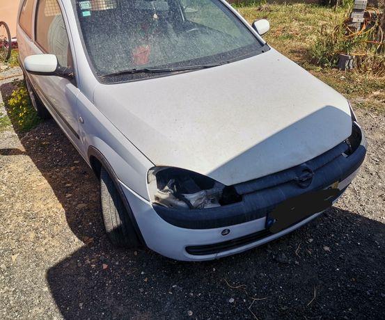 Opel corsa 1.7  não vendo as peças.