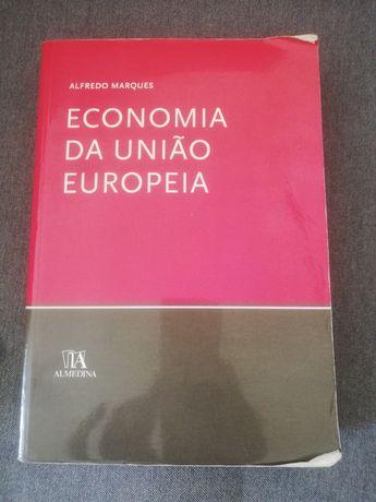 Livro Economia da União Europeia