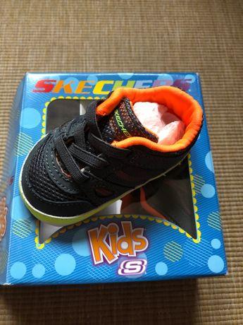 Buty niemowlęce SKECHERS: 3-6 miesięcy