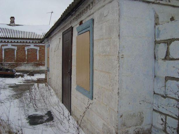 Дом в Азовской Ялте