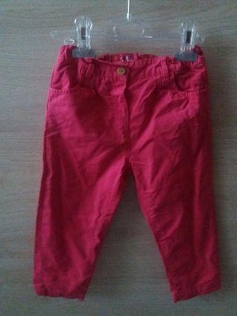 Spodnie z podszewka r 92