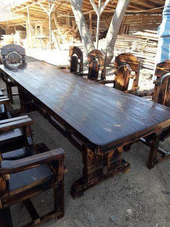 Комплект стол стулья садовые